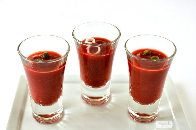 Gazpacho de remolacha