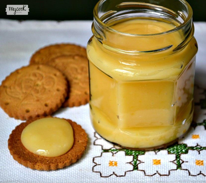 Como hacer lemon curd