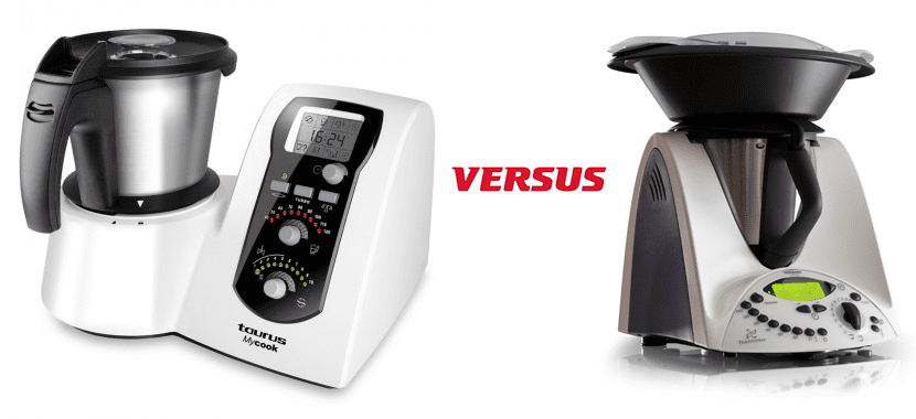 MyCook vs Thermomix