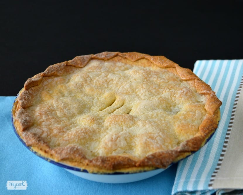 Apple pie en Mycook