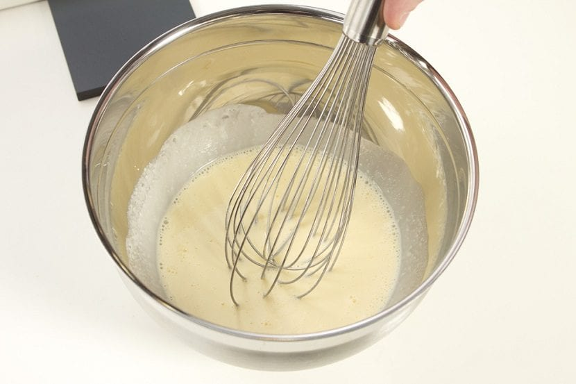Preparar bechamel sin lactosa