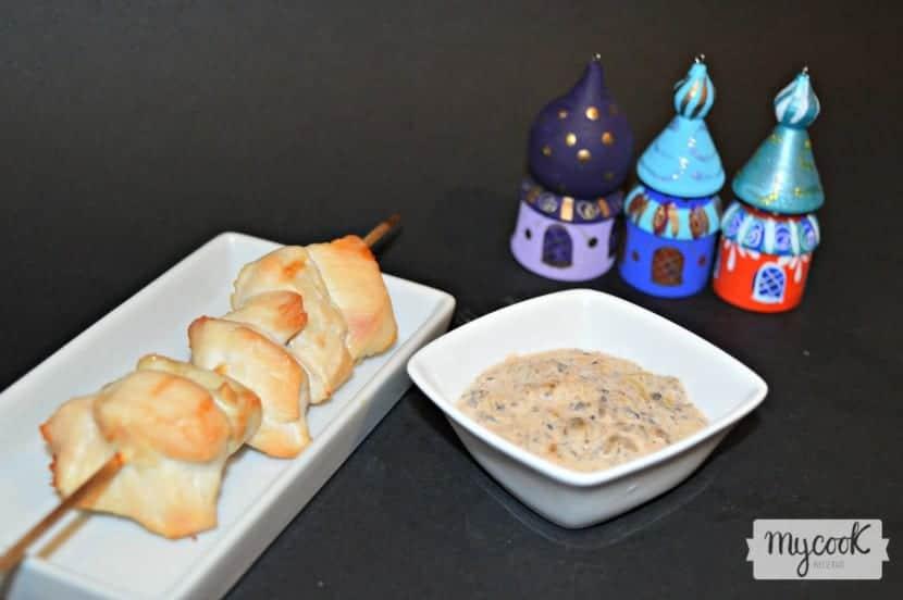 Salsa especial de champiñones y nata