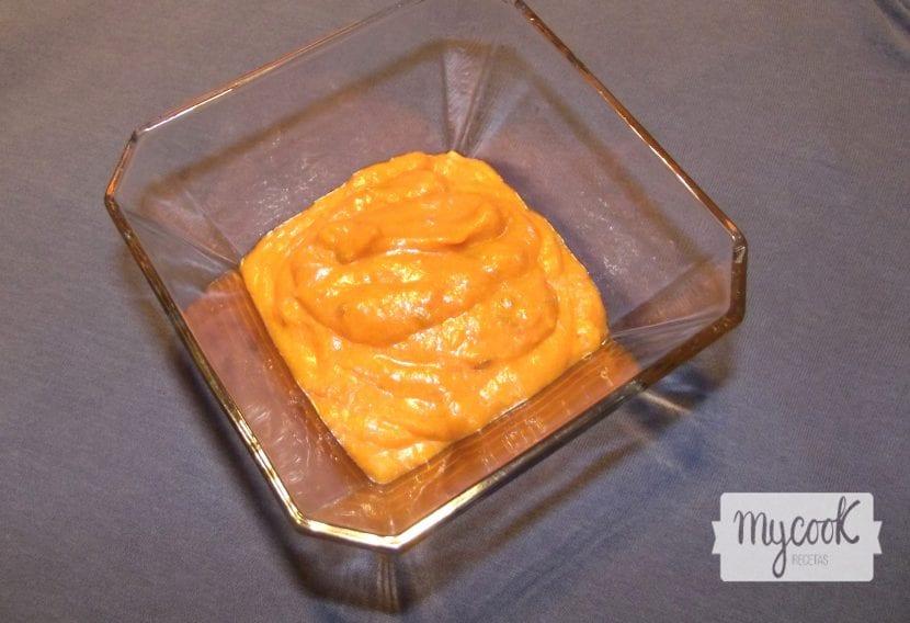 Salsa de tomate con mascarpone