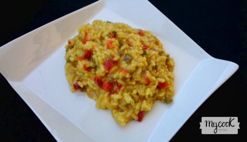 risotto-al-curry