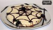 tarta cheesecake telaraña