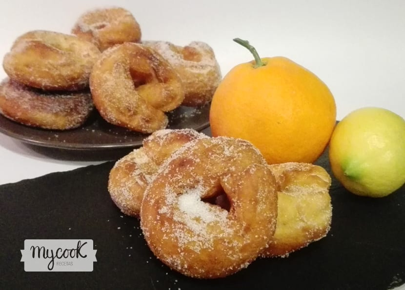 rosquillas fritas