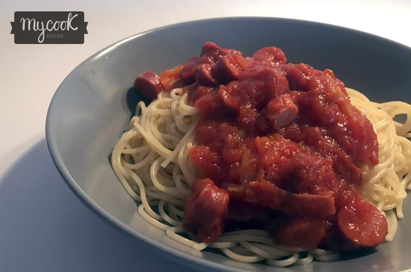 Salsa de tomate especial
