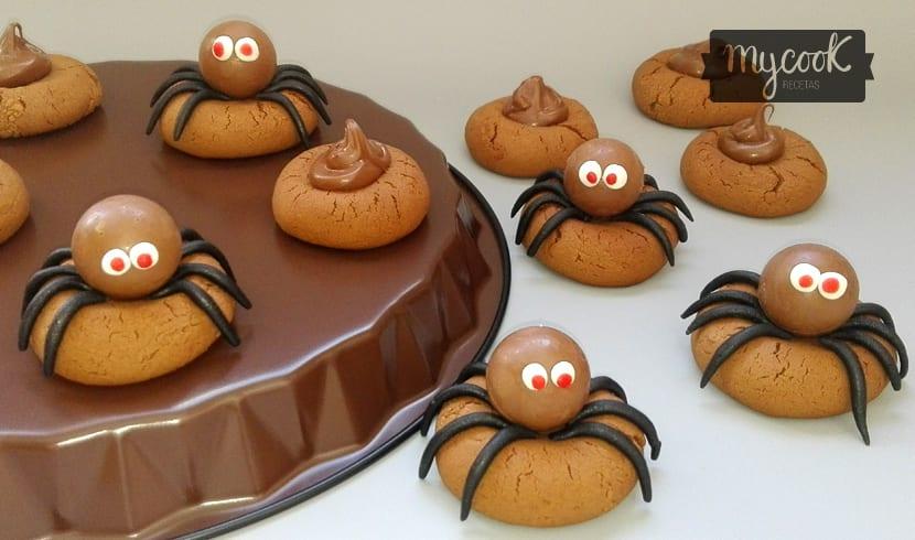 galletas araña1