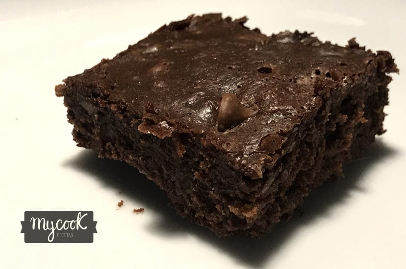 brownie fácil