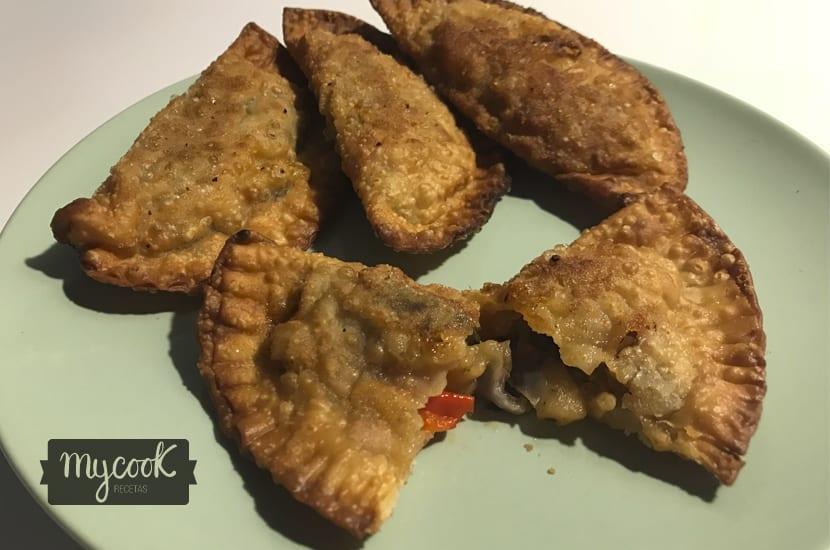 Empanadillas de verduras