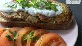 hamburguesas de garbanzos y quinoa
