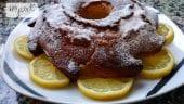 bizcocho de limon