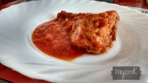 bonito en salsa de tomate