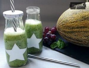 smoothie-de-melon-uva-y-espinacas