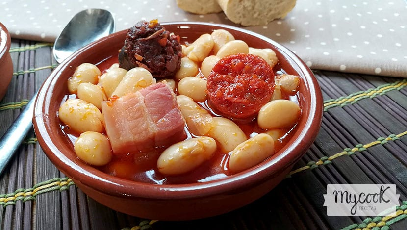 fabada asturiana rápida