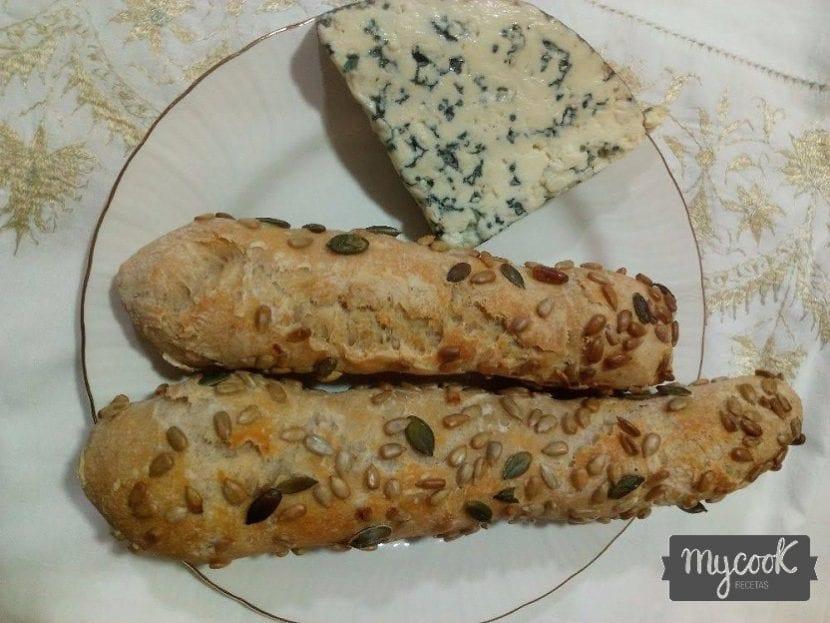 Pan de pipas con Mycook