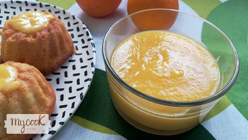 mandarina curd