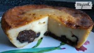 Far Breton o pastel de ciruelas pasas
