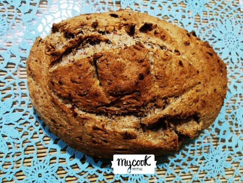 pan integral con Mycook