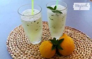 limonada granizada