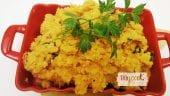 Patatas revueltas con pimiento con Mycook