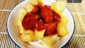 Patatas bravas madrileñas