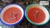 gazpacho de melon con jamon