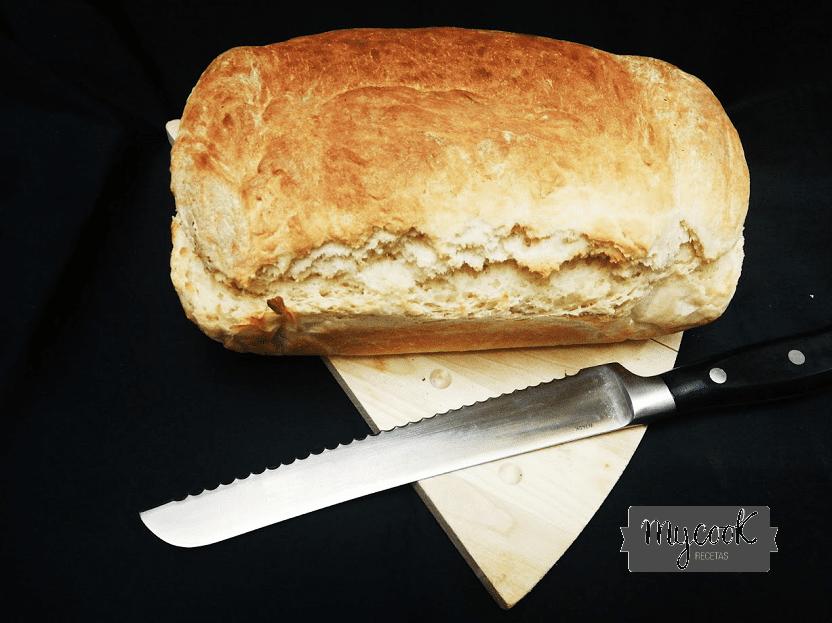 Pan de molde con Mycook