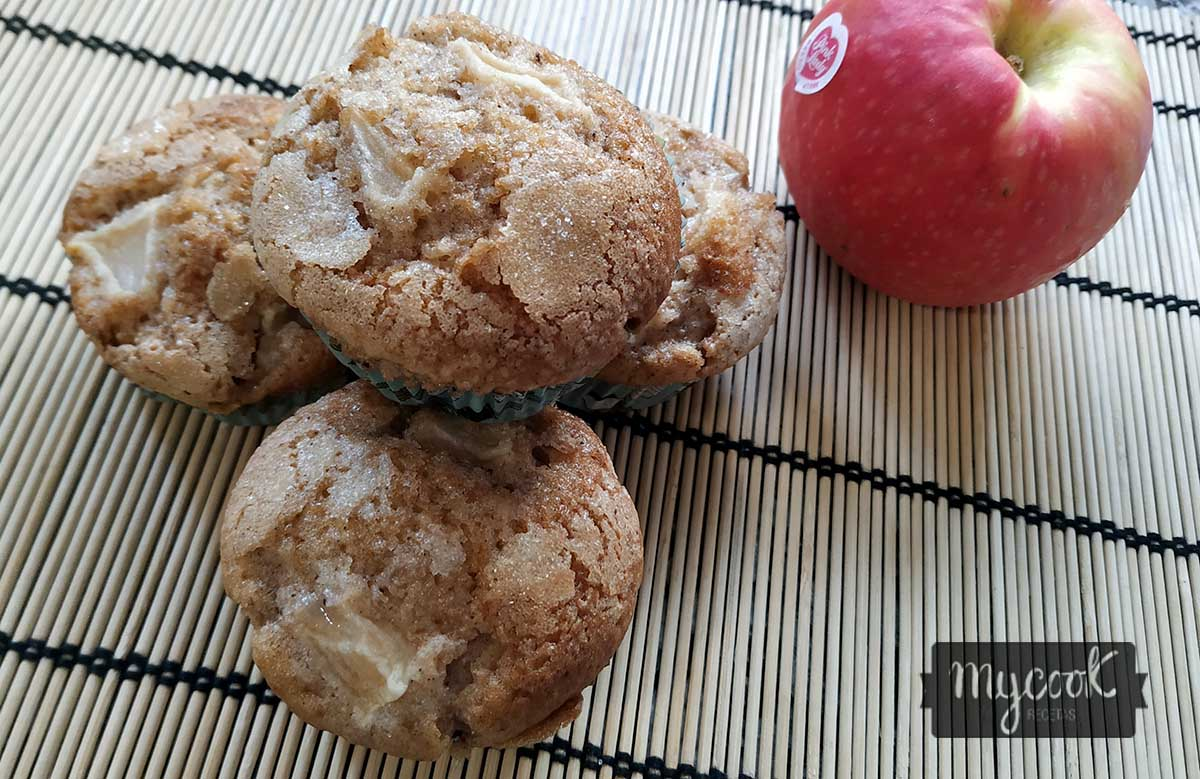 magdalenas-de-manzana-con-harina-de-espelta