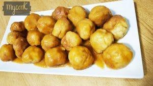 Albóndigas de pavo en salsa