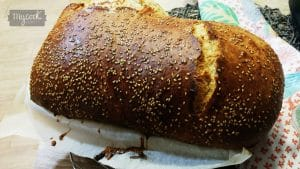 Pan de molde rápido con Mycook