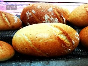 Barritas de pan rápidas con Mycook