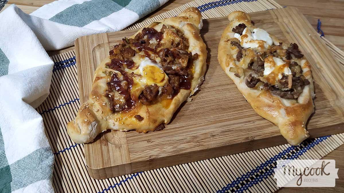 Pizza turca pide