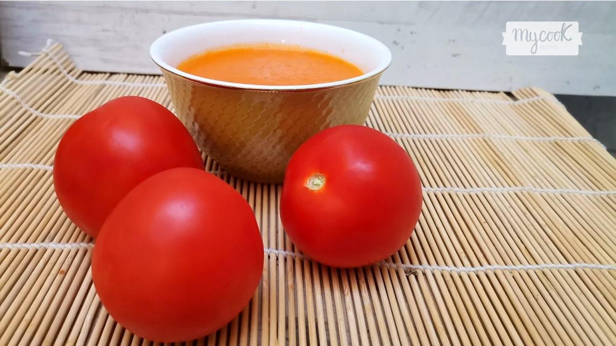 Salsa de tomate concentrado