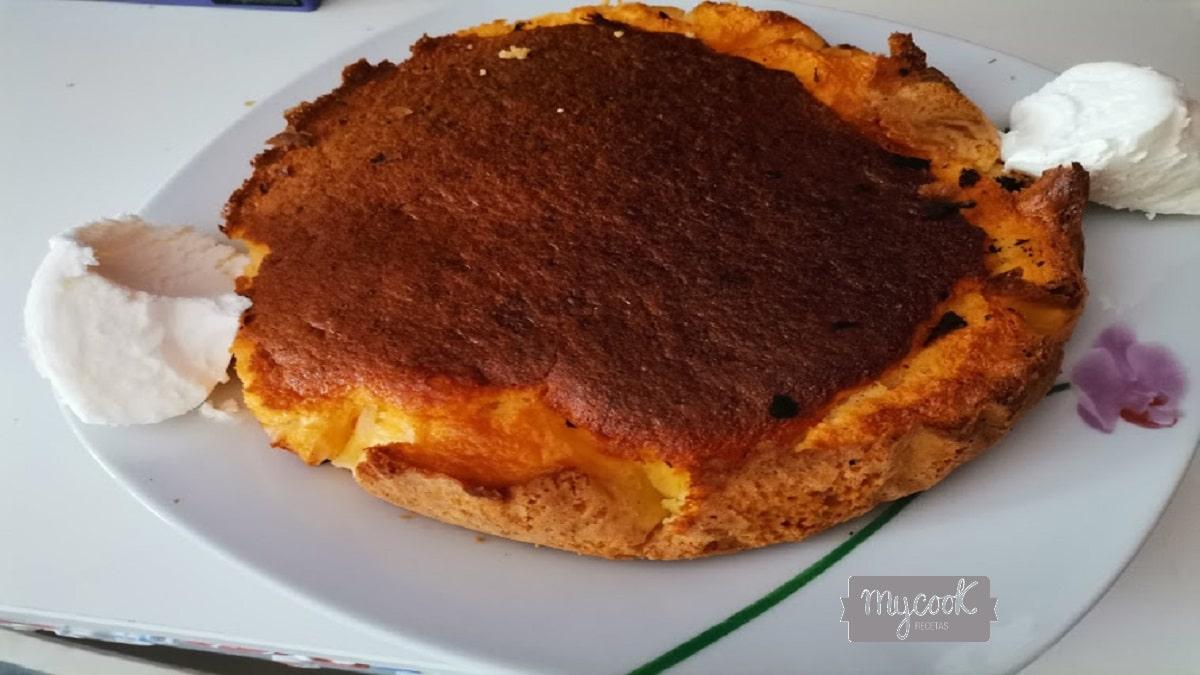 Tarta de queso alemana Kasekuchen